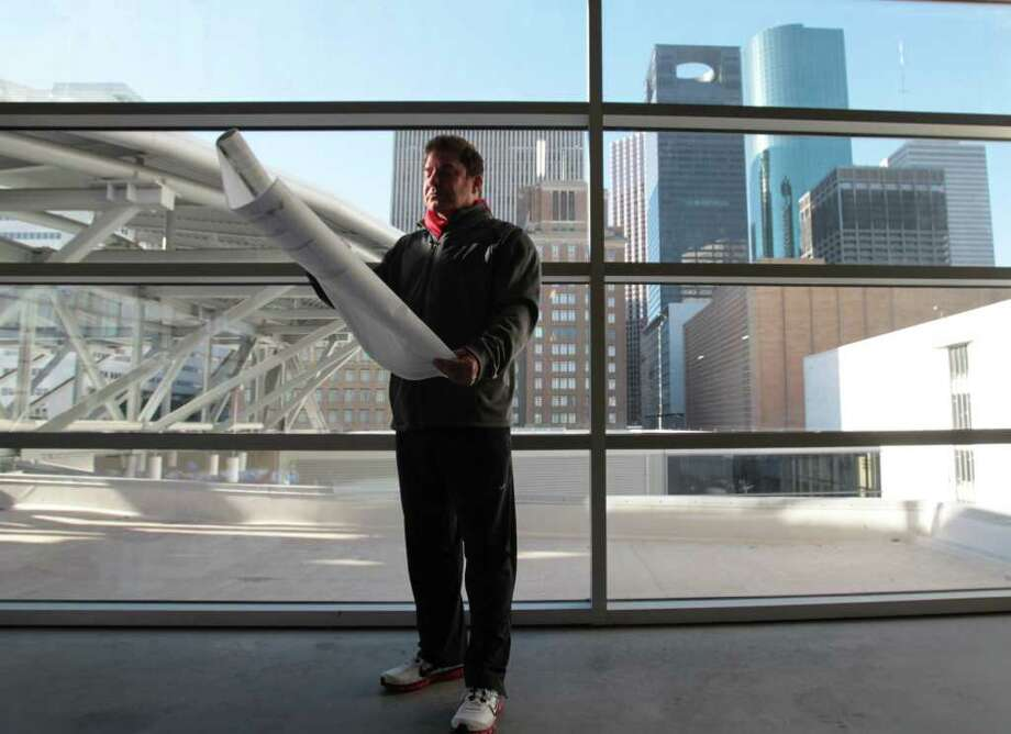 Architectural and engineering managerMedian annual pay: $124,870Source: Bloomberg News Photo: Billy Smith II, Houston Chronicle / Houston Chronicle