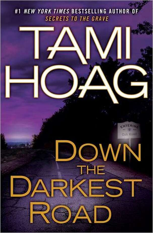Cover image for Tami Hoag's Down the Darkest Road Photo: Xx