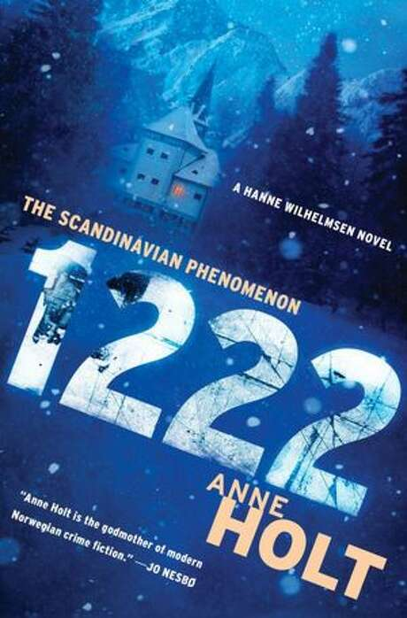 Cover image for 1222, by Anne Holt Photo: Xx