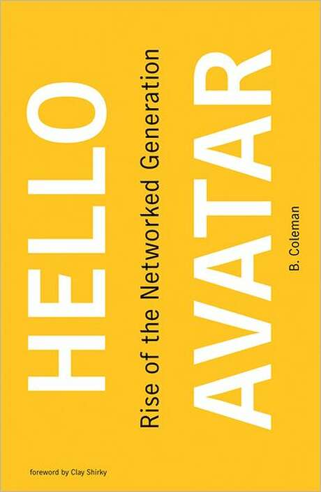Book cover for Hello Avatar. Photo: Xx