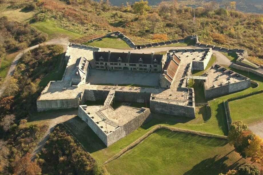 Fort Ticonderoga (Richard Timberlake) Photo: Richard Timberlake