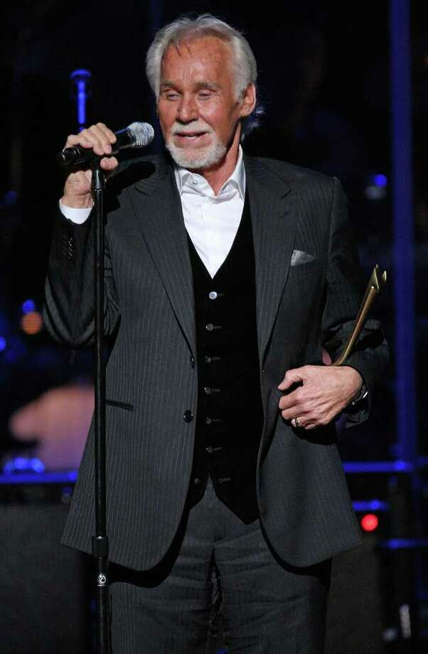 Country singer Kenny Rogers (Frederick Breedon/Getty Images for ACM) Photo: Frederick Breedon / 2009 Getty Images