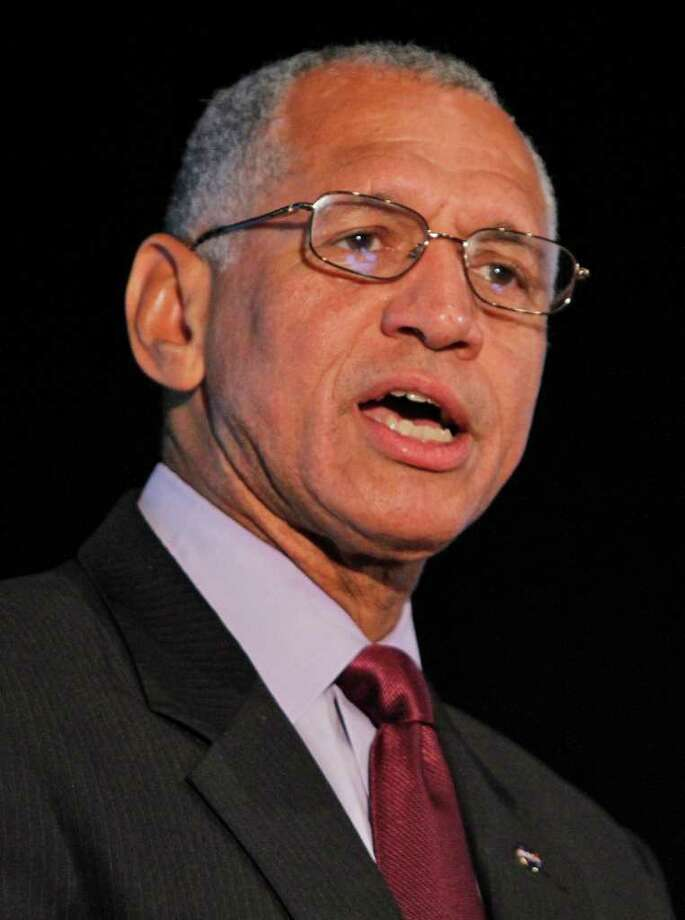 Associated Press SPACE MAN: NASA Administrator Charles Bolden says the space agency has a bright future. Photo: Steve Helber / AP