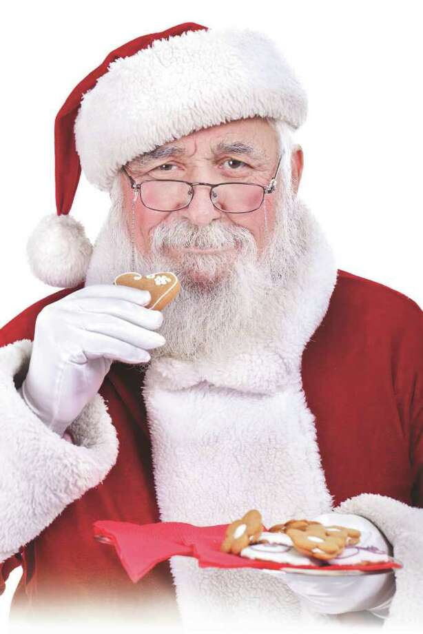 Santa's worried about his diet at the holidays. (Fotolia.com) Photo: Photographer: Mojzes Igor / LuckyBusiness Photo Studio by Igor Mojzes and Agota Janosi