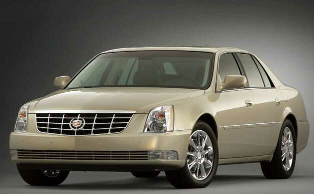 The Cadillac DTS Platinum is one of the vehicles to be discontinued. Photo: Courtesy Of General Motors Co., Wieck / License Agreement - Please read the following important information pertaining to this image. This GM image is protected by copy