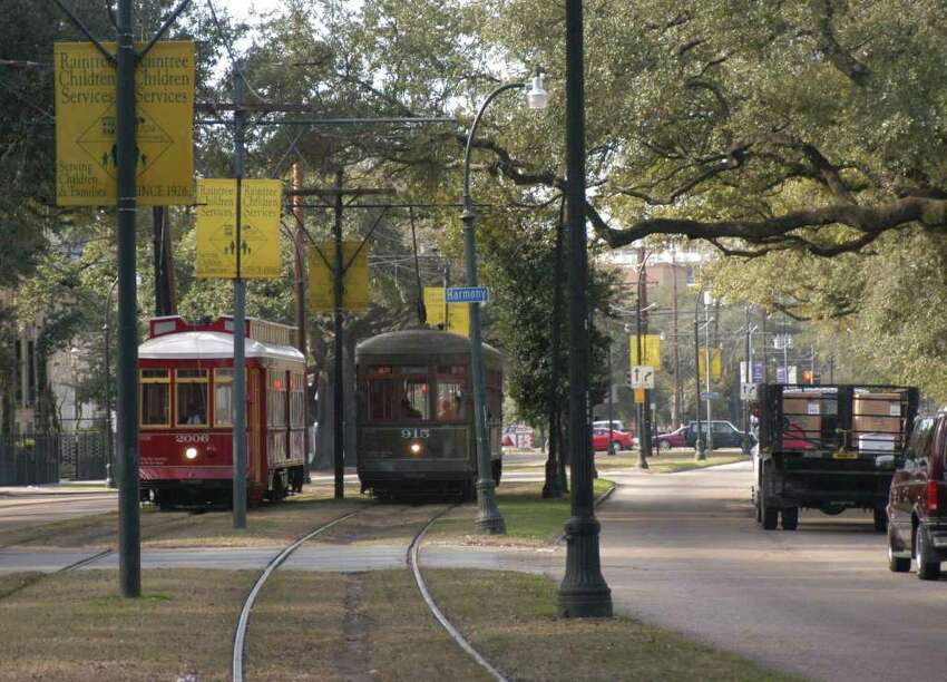 3) New Orleans, Louisiana - Turns out Mardi Gras is not the only holiday where the city welcomes visitors from around the country.