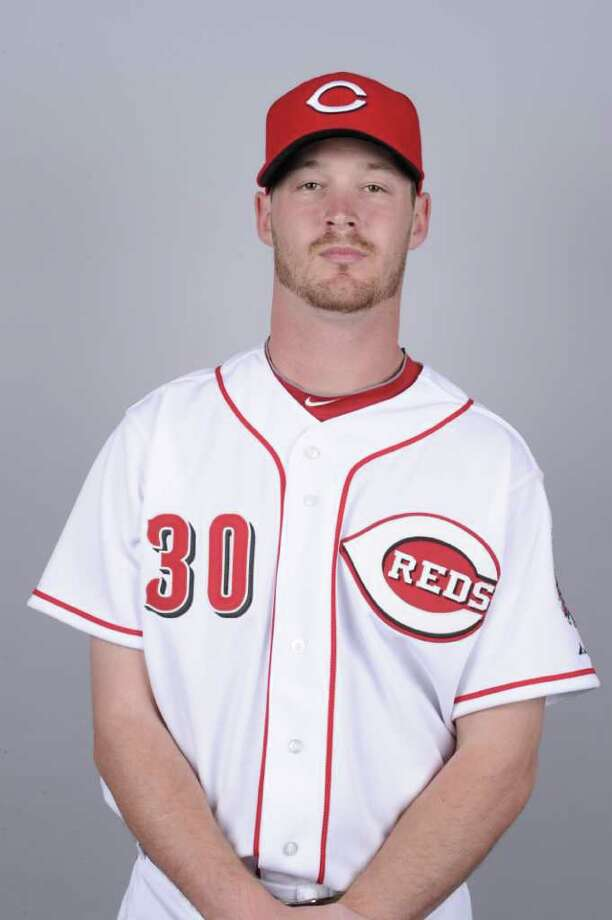 GOODYEAR, AZ - FEBRUARY 20:  Travis Wood of the Cincinnati Reds poses during Photo Day on Sunday, February 20, 2011 at Goodyear Ballpark in Goodyear, Arizona.  (Photo by Ron Vesely/MLB Photos via Getty Images) *** Local Caption *** Travis Wood Photo: Ron Vesely / 2011 MLB Photos