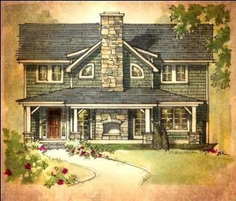 Schumacher Homes  NEW PLANS: Schumacher Homes, a custom on-your-lot builder, has introduced the Earnhardt Collection. Photo: Courtesy Photo