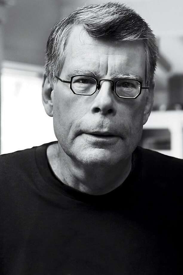 Stephen King Photo: Shane Leonard, Simon And Schuster