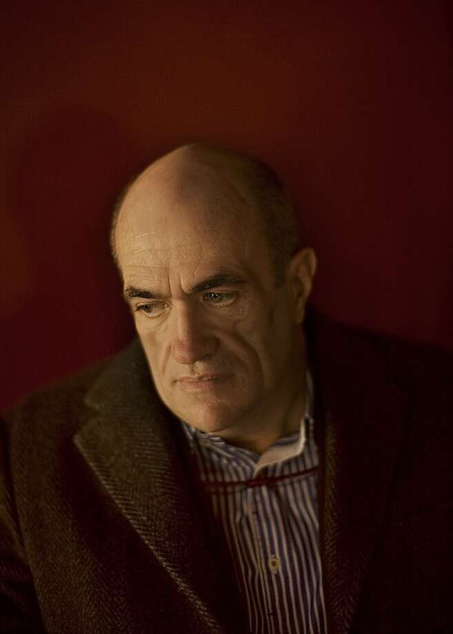 Colm Tóibín Photo: Phoebe Ling