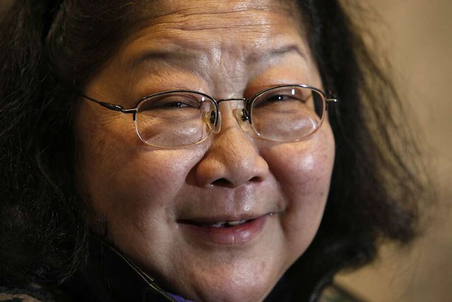 "Rose Pak: ""I tried today, but it was too late."" Photo: Lea Suzuki, The Chronicle"