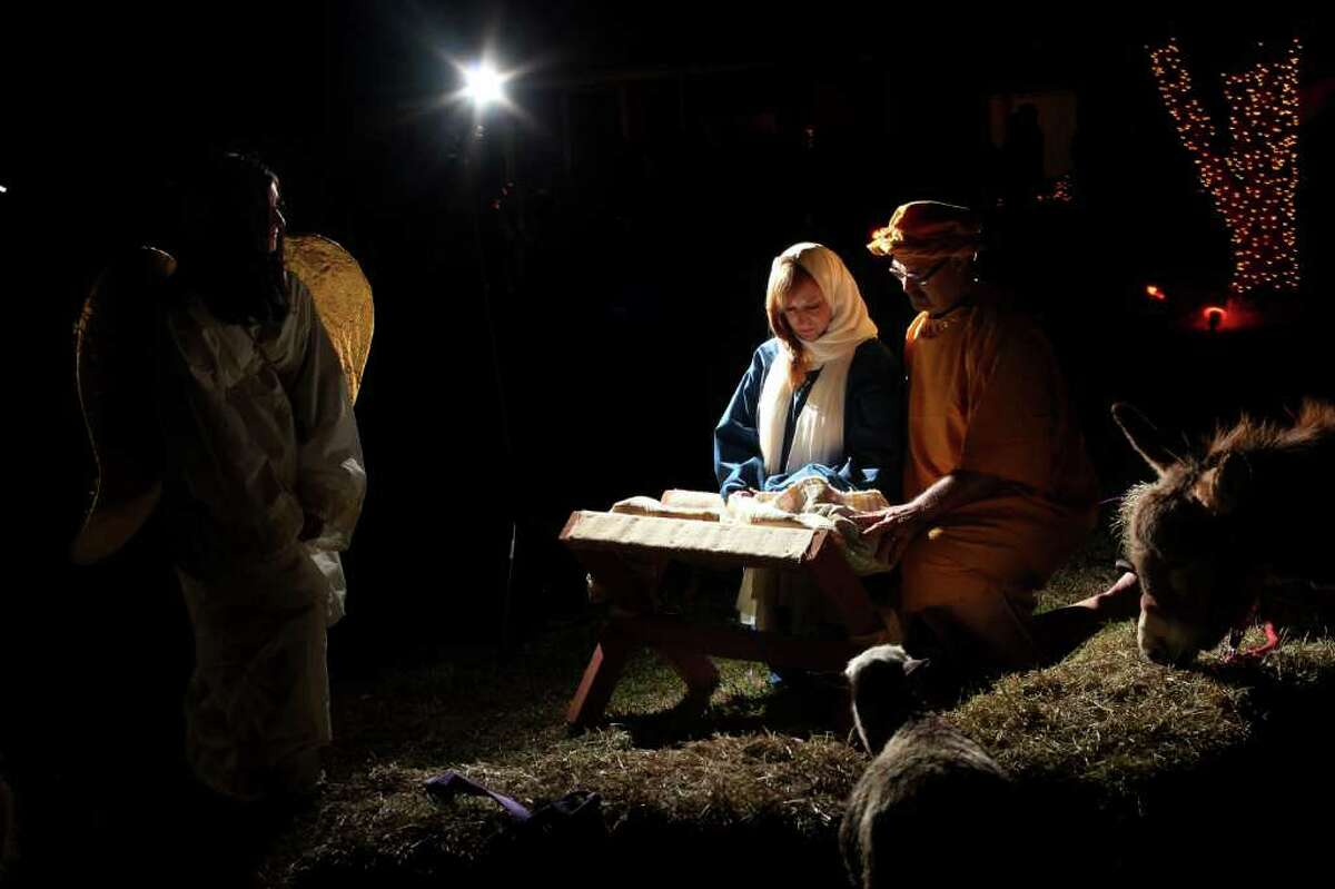 73 percent of adults believe Jesus was born to a virgin Men:69 percent Women: 78 percent Age 18-29: 70 percent 65+: 78 percent Source: Pew Research
