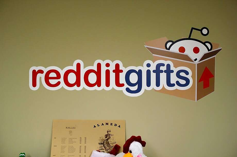 RedditGifts is a global online Secret Santa exchange, built around the  thriving community at Reddit.com, and run out of a small office in Alameda. Photo: Eric Johnson, Special To The Chronicle
