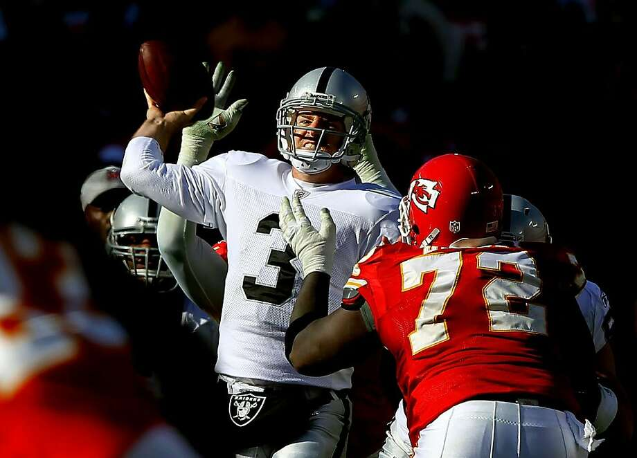 Carson Palmer is eager to prove himself after spending the offseason studying the playbook. Photo: Jamie Squire, Getty