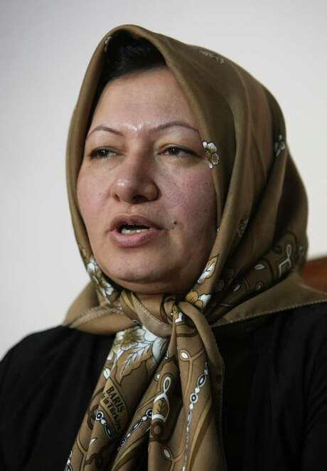 Iranian Sakineh Mohammadi Ashtiani will be executed either by stoning or hanging for a charge of adultery. Photo: AP