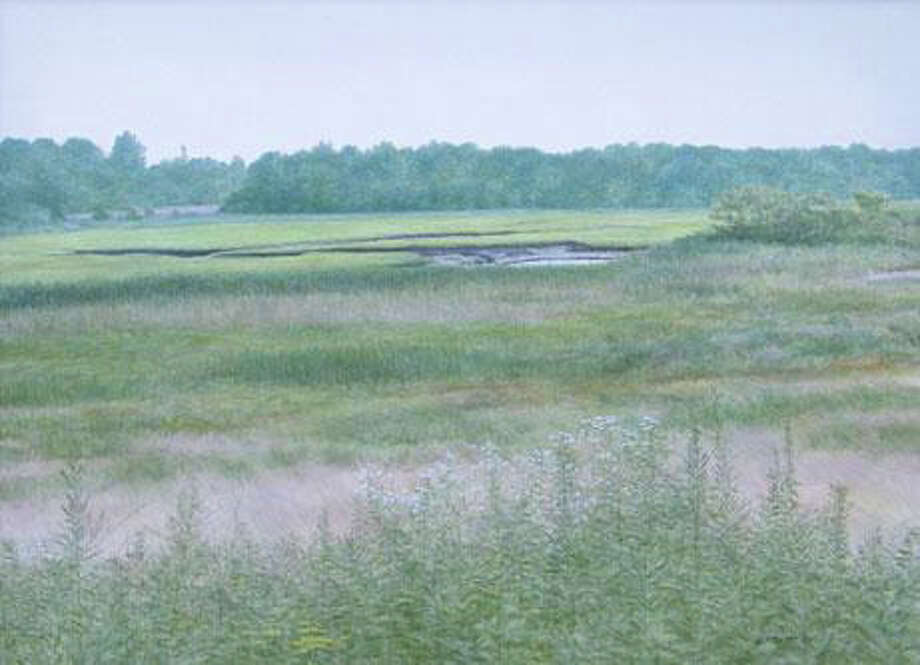 The Geary Gallery announce its January exhibit, ìConnecticut Landscapes, the Paintings of George Stewart.î Photo: Contributed Photo