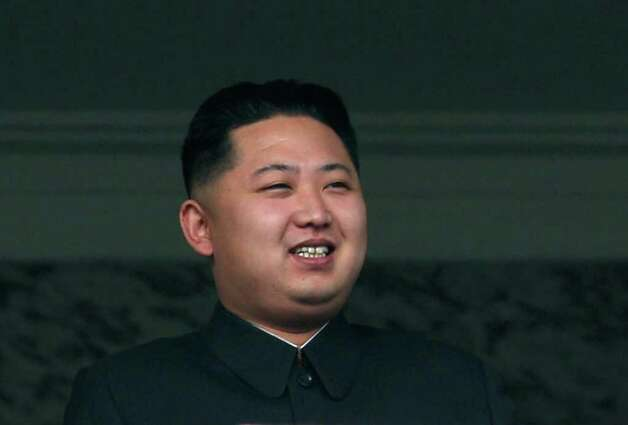 Kim Jong Il's son Kim Jong Un is the newly annointed leader of North Korea. Photo: ASSOCIATED PRESS