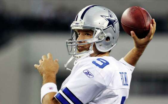...you love the Cowboys... Photo: AP