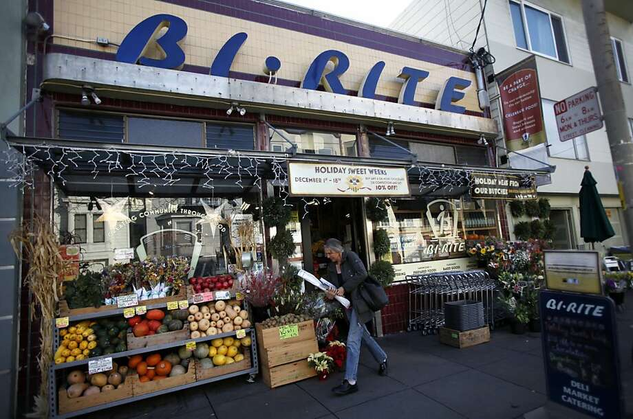 Bi-Rite Market is offering organic turkey with side dishes or an la carte menu for Thanksgiving takeout. Photo: Sarah Rice, Special To The Chronicle