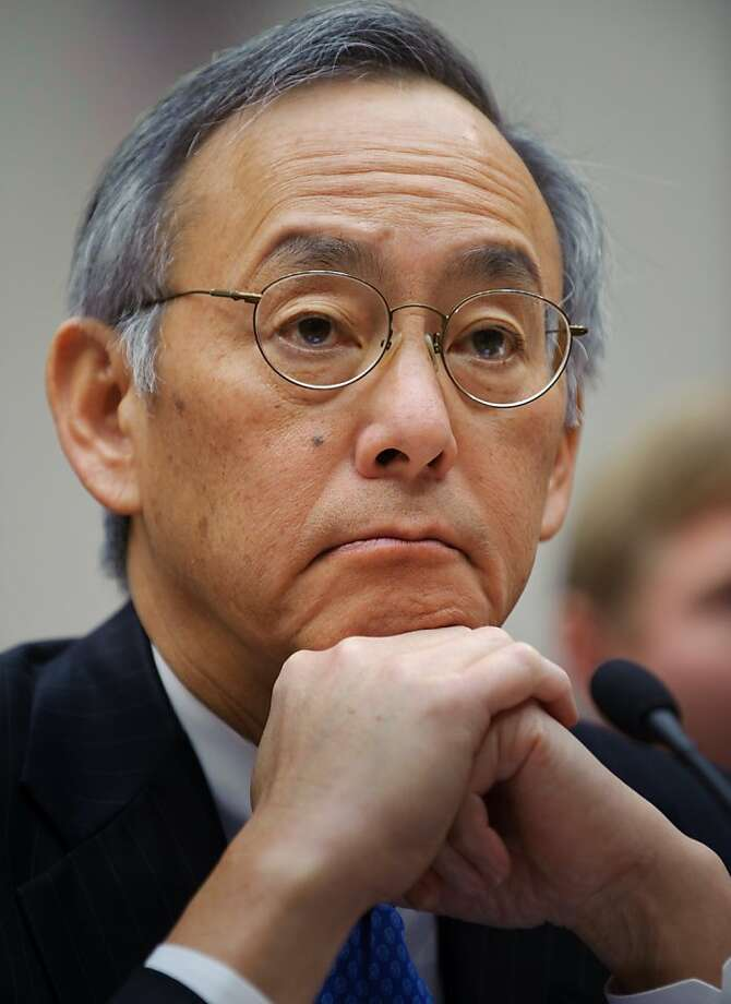 Energy Secretary Steven Chu was asked to update the president on the loan program. Photo: Mandel Ngan, AFP/Getty Images
