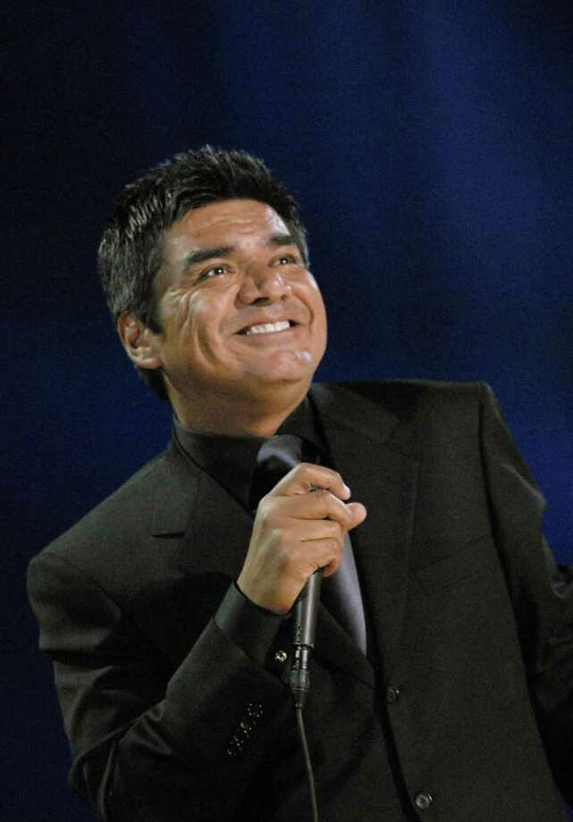 George Lopez (AP Photo/HBO) NO SALES Photo: AP / HBO