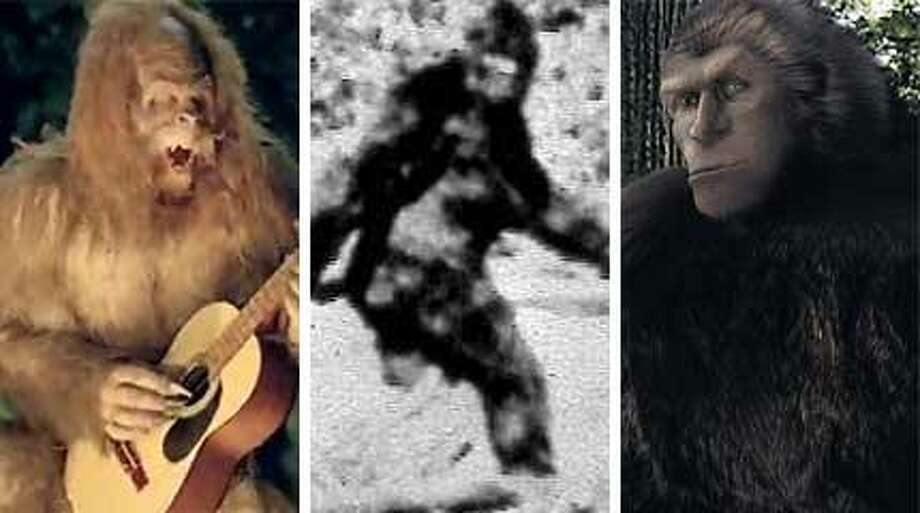 The debate continues if Bigfoot is real or not, but it does exist in popular culture. Keep clicking to see photos.