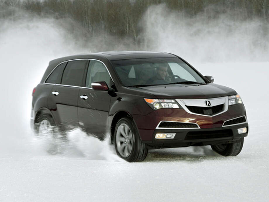 2012 Acura MDX (photo courtesy Acura) Photo: Honda / © 2010 American Honda Motor Co., Inc.