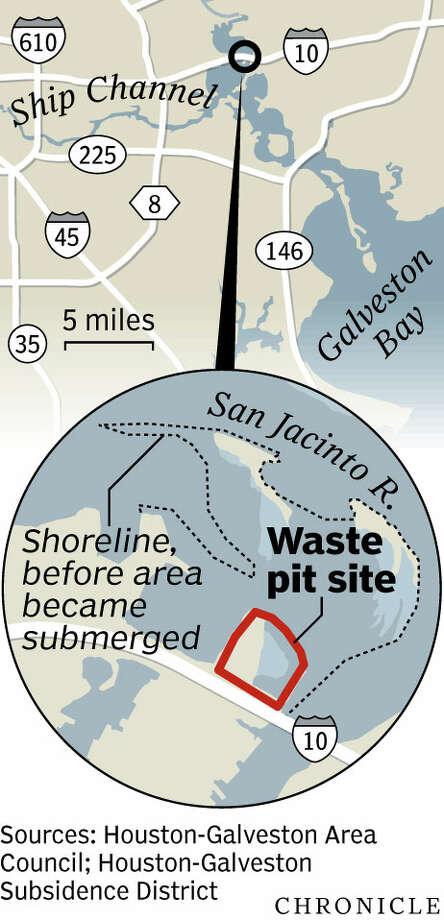 San Jacinto waste pit Photo: Jay Carr