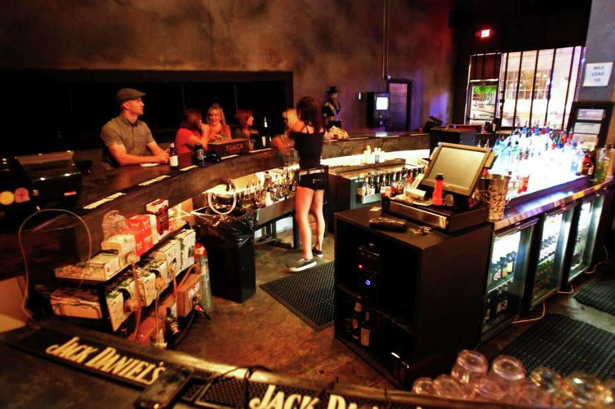 Dirt Bar 1209 Caroline Tattoos, rock attitude, stiff drinks