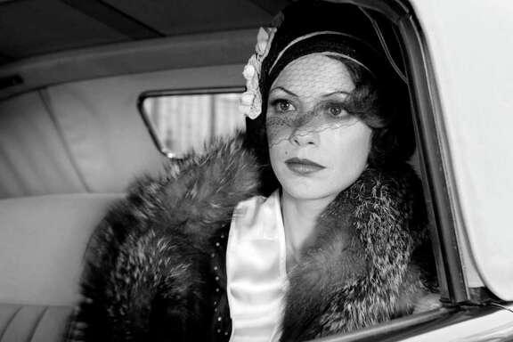 "Berenice Bejo is Peppy Miller in ""The Artist."""