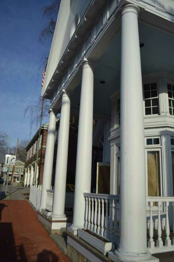 Boulevard 18 is scheduled to open during the latter half of January 2012 on Main Street in New Canaan. Photo: Contributed Photo