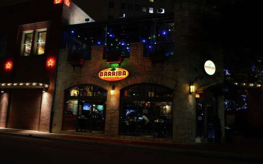 Full of unique decorations and colorful art, Barriba Cantina offers guests plenty of entertainment with live music, Mexican food, an array of drinks and a patio overlooking the Riverwalk. Robin Johnson