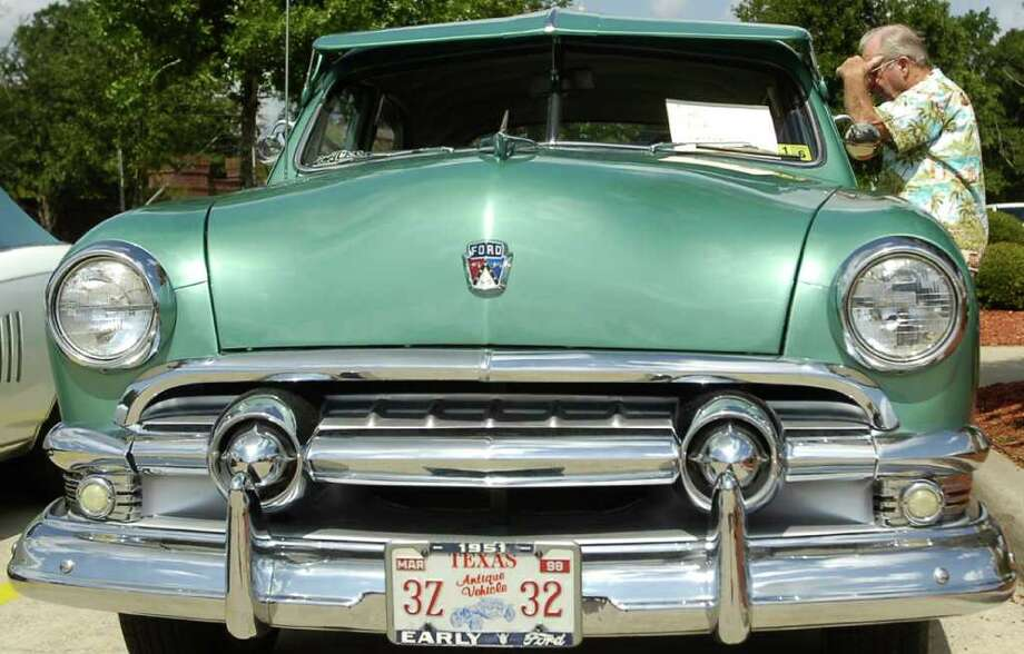 Antique Car Show9 a.m. Friday, June 13 at Calder Woods, 7080 Calder Ave.Trophies will be awarded to the owners voted with the best car. Lunch will be on the terrace after the show.(214) 758-8163