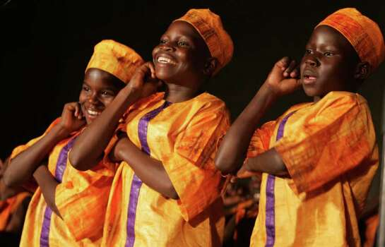 African Children's ChoirFriday, Dec. 19Made up of children from seven African countries, this choir will perform at First United Methodist Church in Missouri City. The program will include children's songs, traditional spirituals and gospel favorites.When: 7 p.m. Where: 3900 Lexington in Missouri CityInformation: africanchildrenschoir.com, 281-499-3502