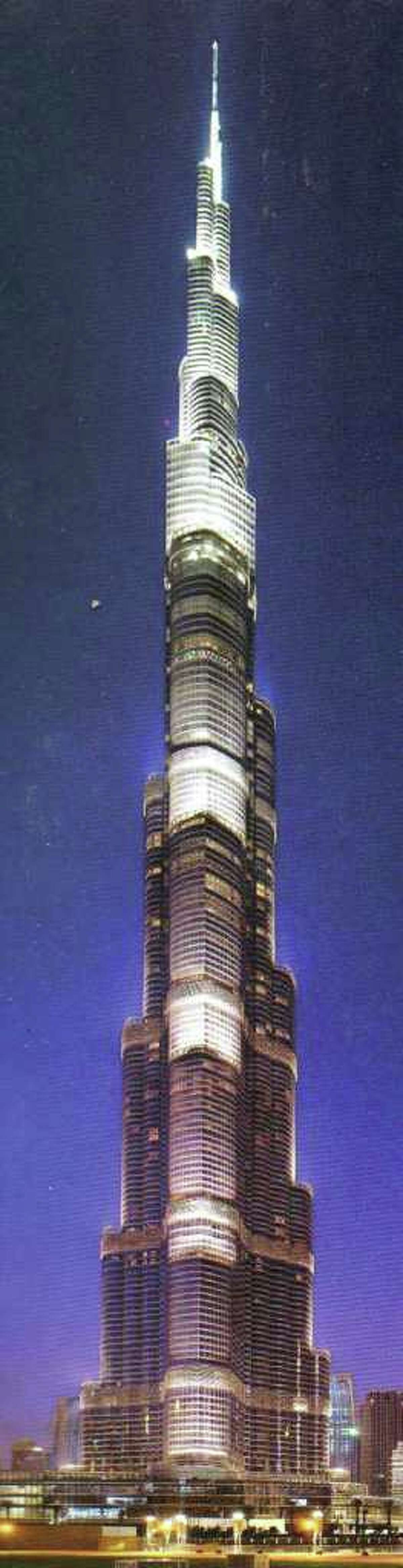 Standing 2,716.5 feet tall, reaching 160 floors into the sky, the Burj Khalifa in Dubai is, says Anne Semmes, a shimmering gem in the Arabian desert