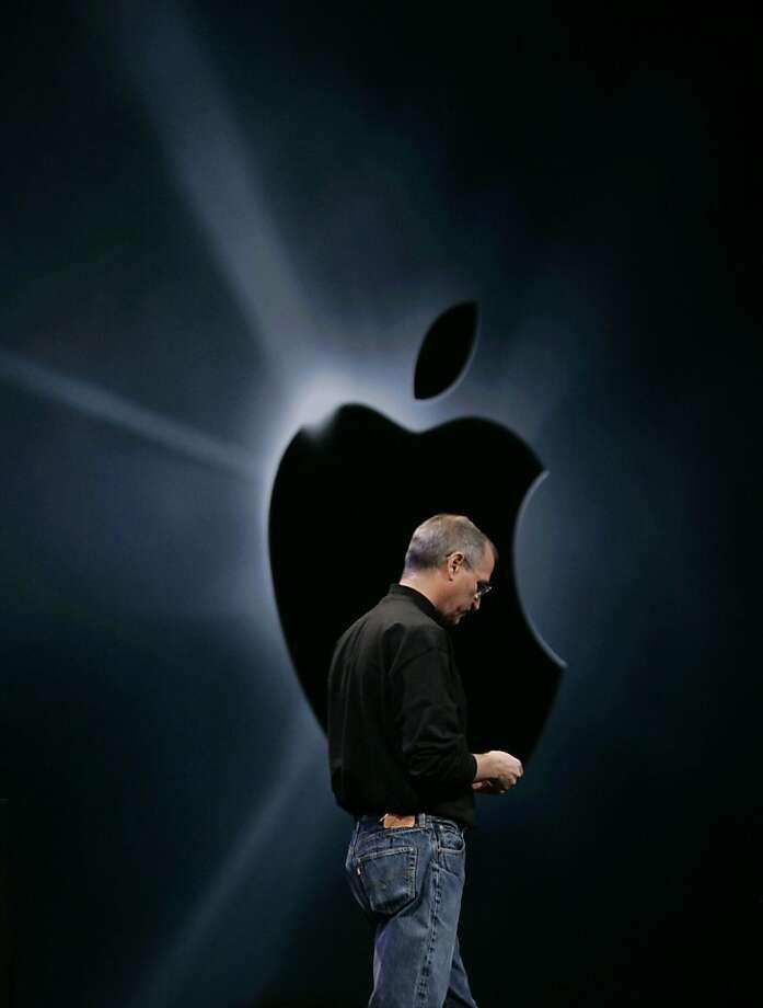 Steve Jobs Photo: Paul Sakuma, Associated Press