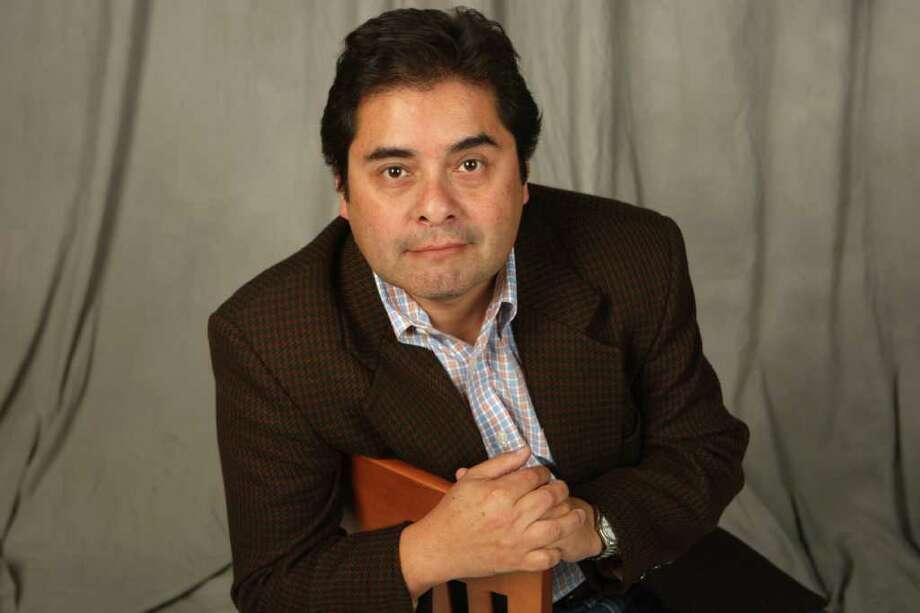 Jerry Lara, Express-News photographer Photo: HELEN L. MONTOYA, Express-News / hmontoya@express-news.net