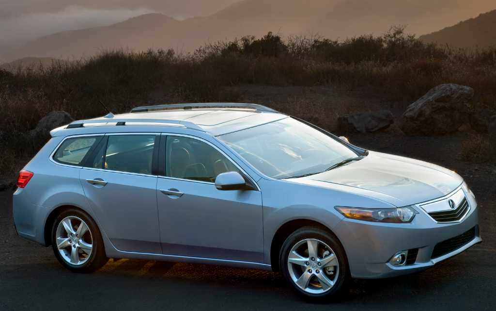 TSX Sport Wagon Enhances Cargo Space San Antonio ExpressNews - Acura tsx 2018 engine