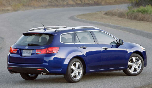 The TSX Sport Wagon for 2012 begins at $31,160, plus $885 freight. The Technology Package adds $3,650. COURTESY OF AMERICAN HONDA MOTOR CO. Photo: American Honda Motor Co., COURTESY OF AMERICAN HONDA MOTOR CO. / Acura