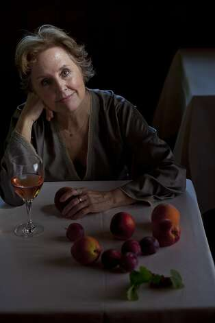 Alice Waters, owner of Chez Panisse, is a big fan of Marcel Pagnol. Photo: Mike Kepka, The Chronicle