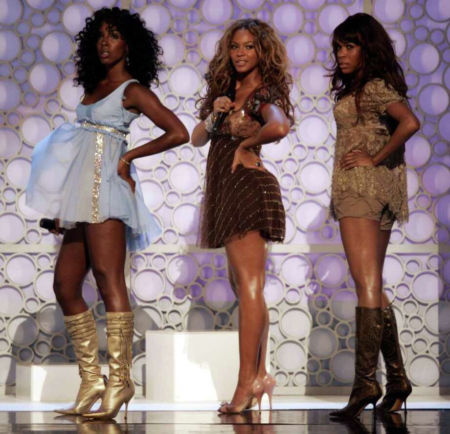 """Nuclear"": The first new DC3 track in several years has a 1990s flair and is rumored to be included in Beyoncé's Super Bowl setlist. Photo: JEFF CHRISTENSEN, AP / AP"