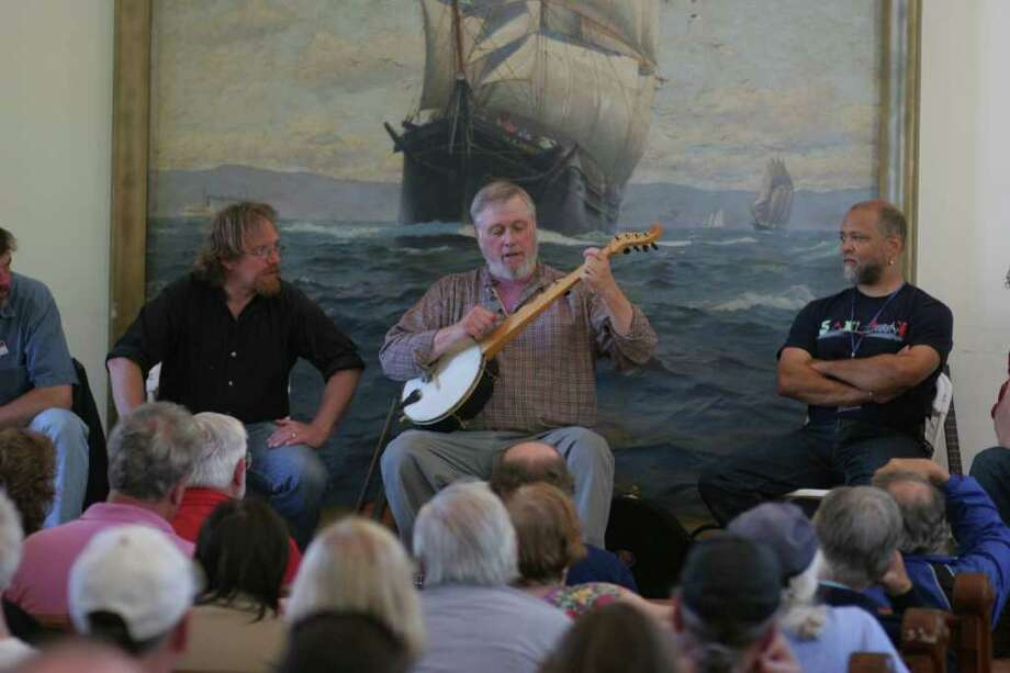 Songs of the sea will be featured at Mystic Seaport's Pub Sing and Chantey Blast Saturday, Jan. 7. Photo: Contributed Photo / Connecticut Post Contributed