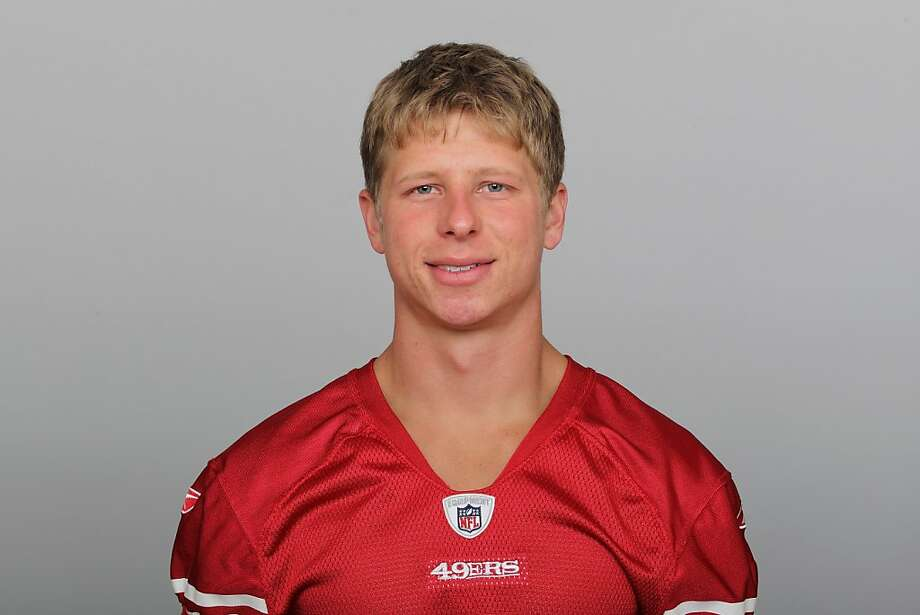 This is a 2011 photo of Joe Hastings of the San Francisco 49ers NFL football team. This image reflects the San Francisco 49ers active roster as of Thursday, July 28, 2011 when this image was taken. (AP Photo) Photo: Anonymous, ASSOCIATED PRESS