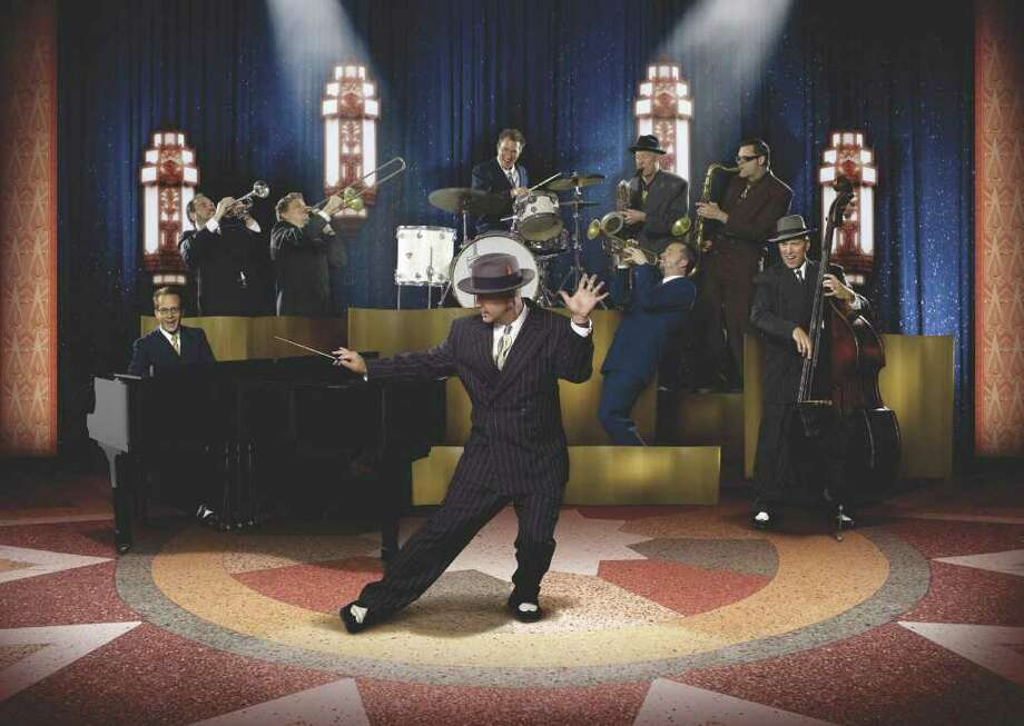 Put on your pinstripe suit: Big Bad Voodoo Daddy will perform at Fairfield Theatre Company on Stage One on Sunday, Jan. 8. Photo: Contributed Photo
