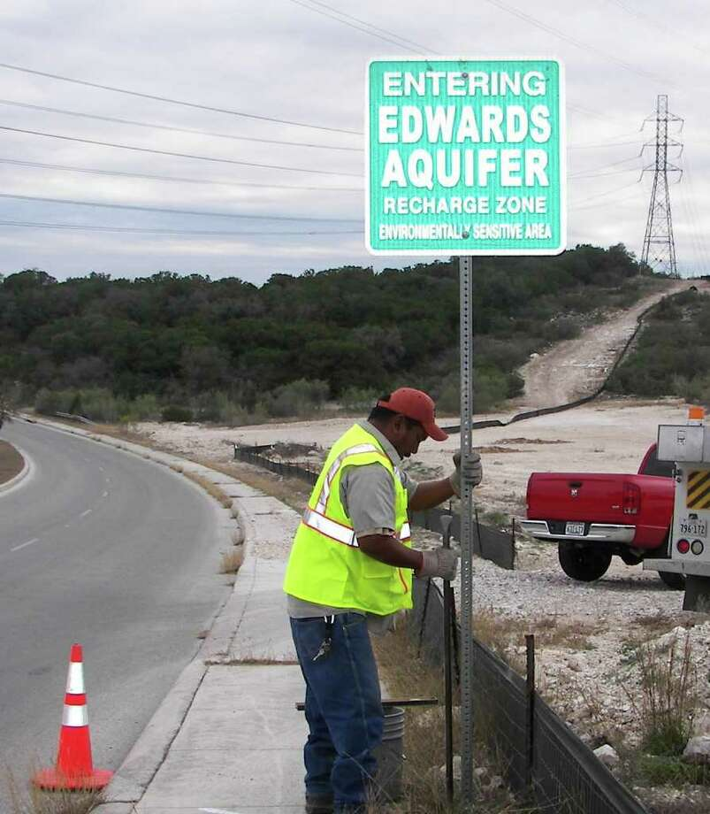 Approval of the plan will protect aquifer pumpers. Photo: Courtesy
