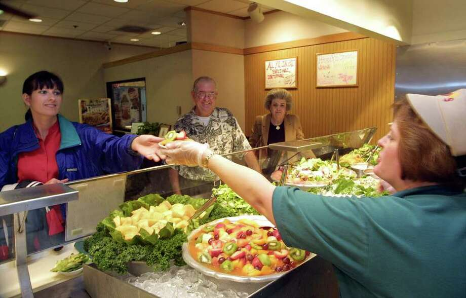 Luby's: 1947multiple locations, (713) 329-6800, www.lubys.com Photo: J. MICHAEL SHORT, SPECIAL TO THE EXPRESS-NEWS / SAN ANTONIO EXPRESS-NEWS