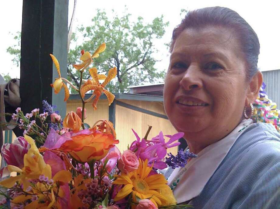 Gloria Rodriguez, 65, died in December 2011 at the Crockett Hotel when she fell six stories down an elevator shaft. Rodriguez was a housekeeper and had worked at the hotel since 1999. Photo: Courtesty Photo