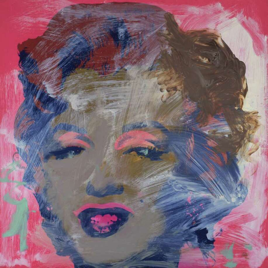 "Andy Warhol's 1967 work ""Marilyn"" is part of ""Andy Warhol: Fame and Misfortune,"" Feb. 1 - May 20, 2012 at the McNay Art Museum. Photo: Courtesy The Andy Warhol Foundation For The Visual Arts"