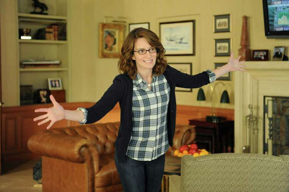 Liz Lemon: I just wish I could start a relationship about twelve years in, when you really don't have to try anymore, and you can just sit around together and goof on TV shows, and then go to bed without anybody trying any funny business. Photo: Ali Goldstein / © NBC Universal, Inc.