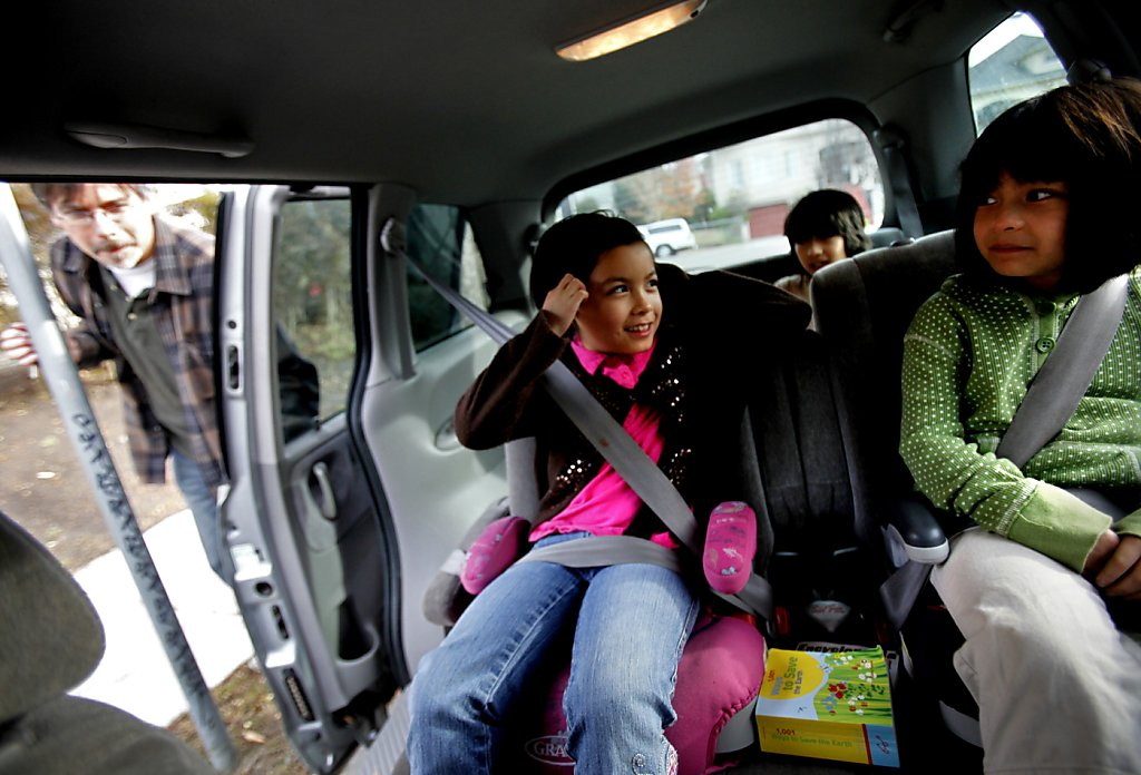 Stricter Booster Seat Requirements Begin Sunday Sfgate